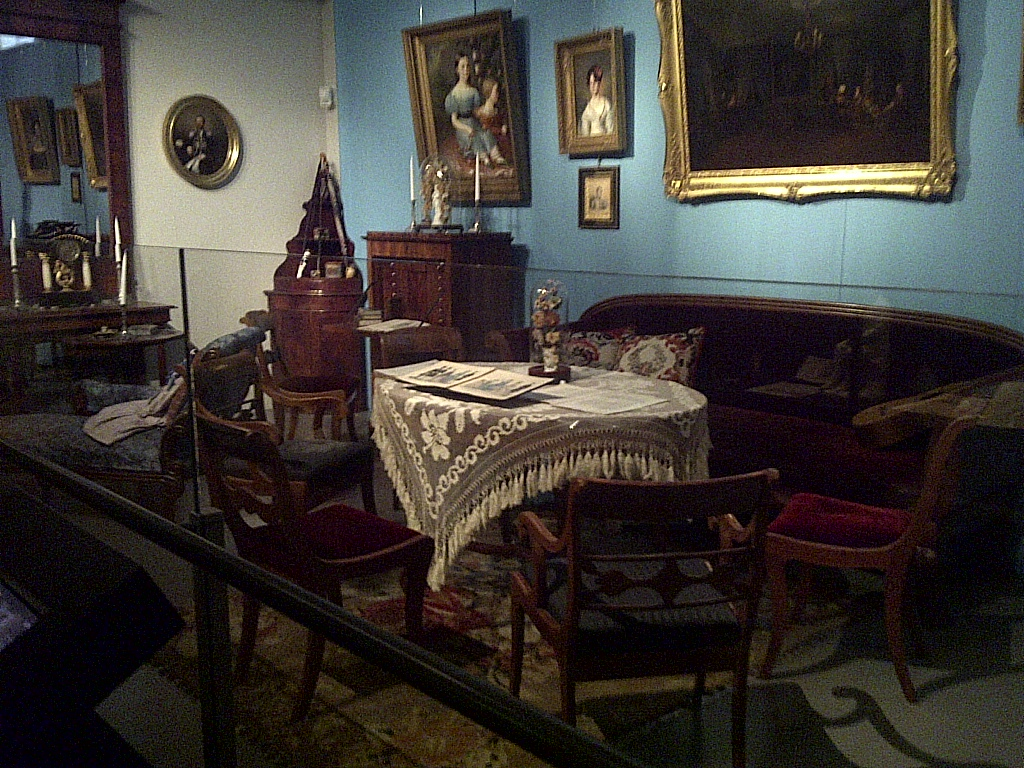 Upper middle class living room - A Typical Living Room In An Upper Middle Class Finnish Home Recreated Here In The Finnish National Museum Helsinki Finland On The Scandinavia Denmark